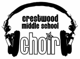 Crestwood Middle School Choirs